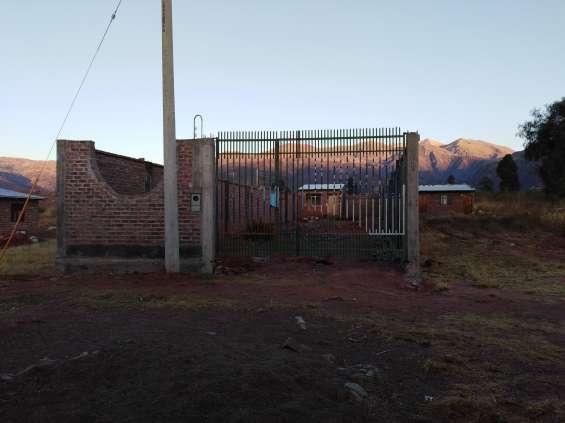 Terreno en venta (cochabamba)