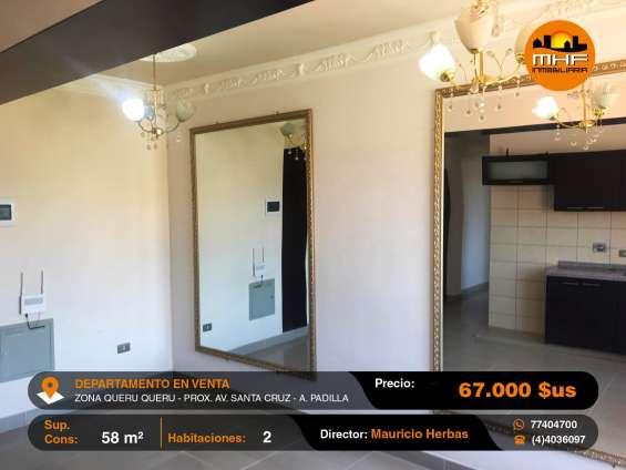 Departamento en venta 2 dormitorios zona recoleta