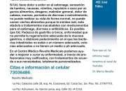 Atencion medica gastrtisi cronica