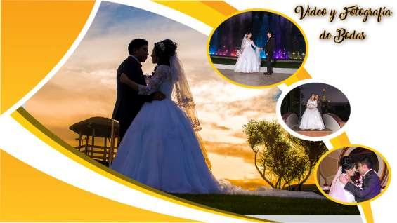 Fotografía y filmación de bodas