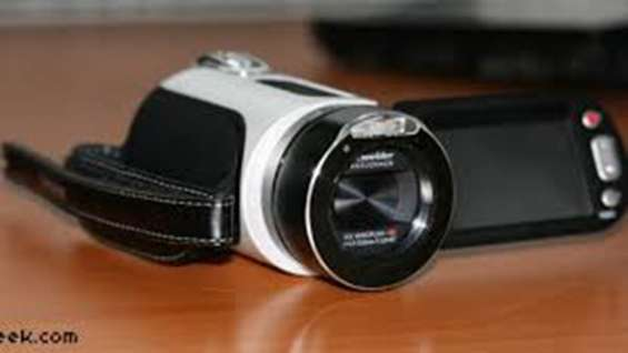 Vendo video camara samsung hmx full hd
