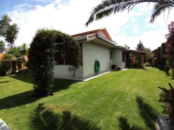 En venta linda casa de una sola planta