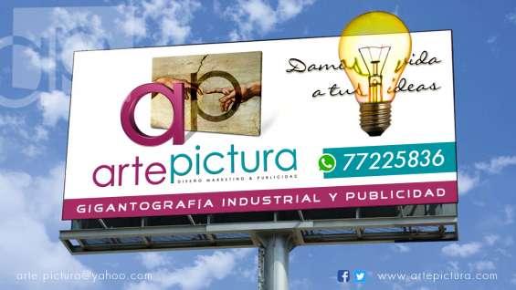 Gigantografía y publicidad