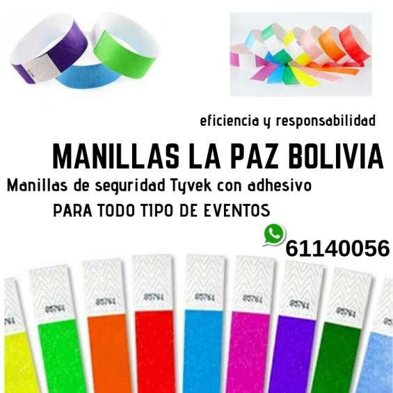 Manillas de seguridad la paz bolivia