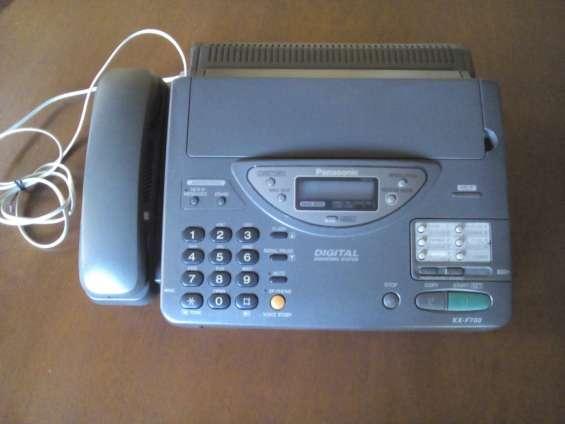 Maquina de fax contestador