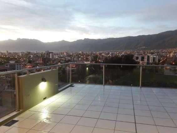 Vista terraza privilegiada