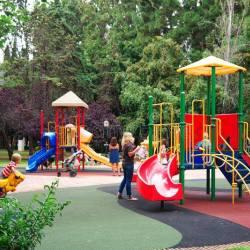 Los primeros y mejores en realizar parques infantiles